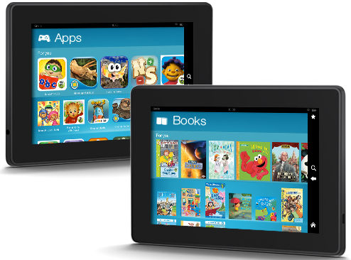 kindle fire for kid: kindle fire hdx