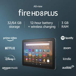 Fire HD 8 Plus (2020) vs Fire HD 8 2020 (10th Gen) vs Fire HD 8 2018 (8th Gen)