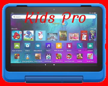 Fire HD 10 Kids Pro