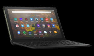use the official wireless keyboard for Amazon Fire HD 10 2021 (and Fire HD 10 Plus)