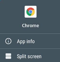Use Split Screen on Fire HD 10 (2021) and Fire HD Plus (2021)